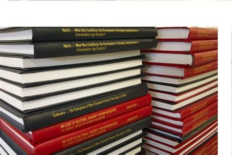 thesis on demand thesis printing ondemand valley library bindery fresno