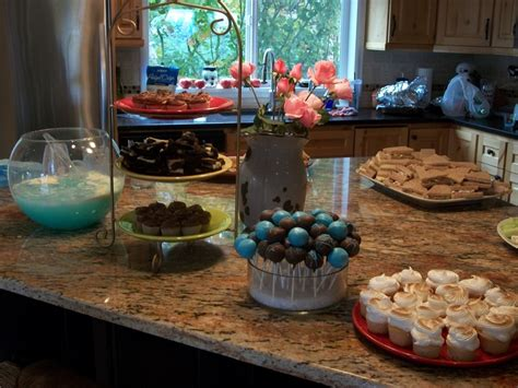 Baby Shower Foods For A Boy by Boy Baby Shower Food I Did That