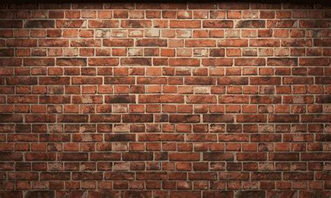 Mur Brique Peint by Papier Peint Mur De Brique Effet Trompe L œil En Intiss 233