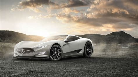 This Tesla Hypercar Will Never See The Light Of Day