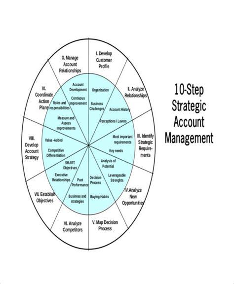 7 Strategic Account Plan Templates Free Sle Exle Format Download Free Premium Templates Strategic Account Business Plan Templates