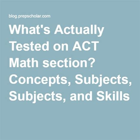 act math section practice best 25 act math ideas on pinterest