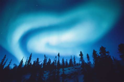 canada northern lights