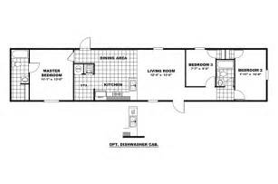 Clayton Home Floor Plans by Clayton Home Floor Plan Manufactured Homes Modular