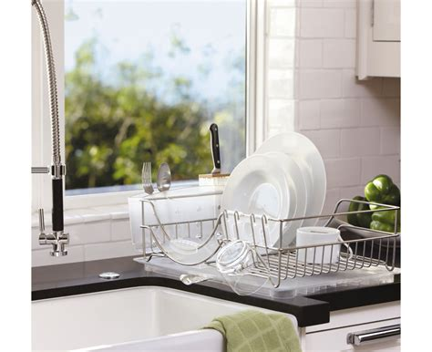 sink accessories dish drainer stainless steel sink dish drainer byn kitchen accessories