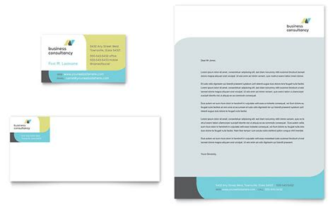 business consulting letterhead small business consultant business card letterhead