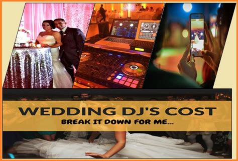 average cost of wedding dj affordable wedding dj prices in reno nevada reno premier sounds