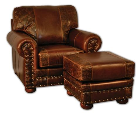 large leather chair and ottoman 24 best images about chairs loveseats sofas on