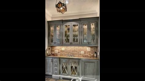 grey distressed kitchen cabinets gray distressed kitchen cabinets
