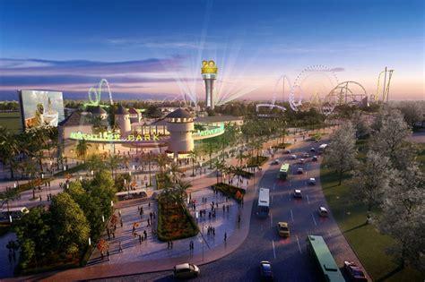 Theme Park Miami | renderings of new theme park in miami dade 187 art of miami