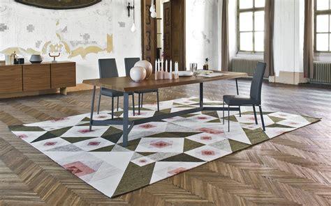 calligaris tappeti tappeto rettangolare by calligaris design valerio