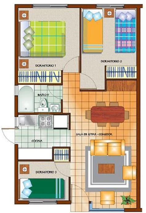 plano de casa de un piso 005jpg plano de casa de un piso con tres dormitorios ideas para