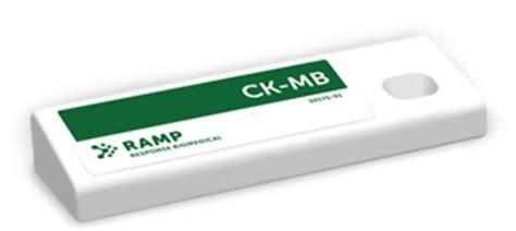 is creatine kinase test r 174 creatine kinase mb ck mb test rapid diagnostic