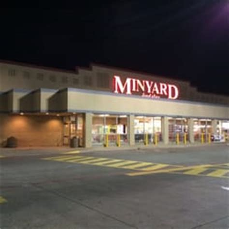 minyard food stores grocery 8040 ferguson rd dallas