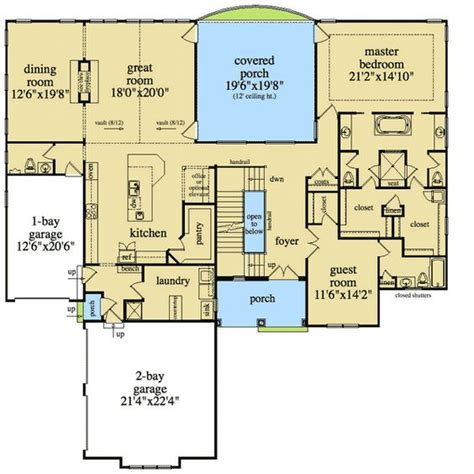home plans with elevators plan 29804rl 4 beds with elevator and basement options