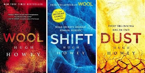 Silo Trilogy Wool Hugh Howey recommended reading hugh howey s silo trilogy ebtower