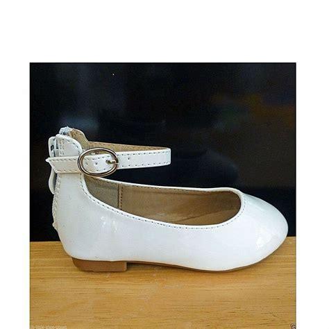 white medium dress shoes baby toddler size 6 ebay