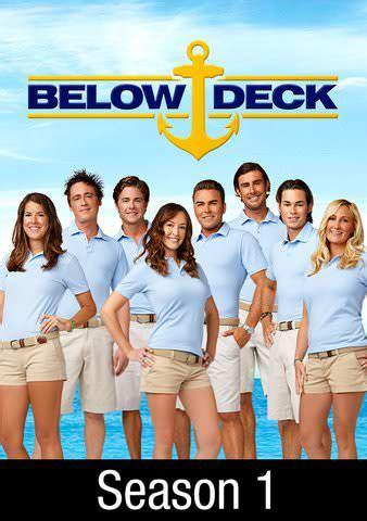 below deck episodes vudu below deck season 1