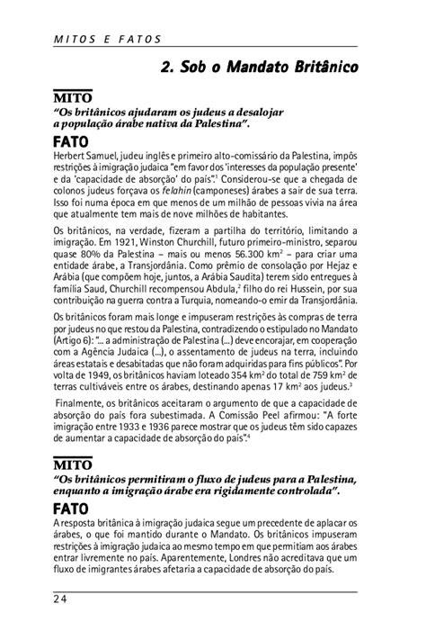 Revista historia judeus__mitos_e_fatos