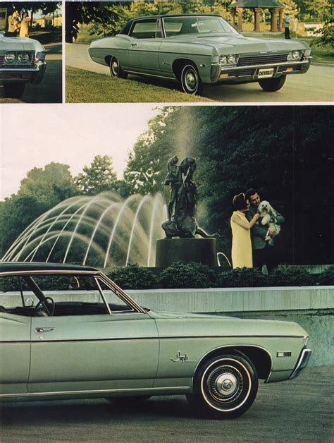 Six Car Garage by 1968 Impala Specs Colors Facts History And Performance