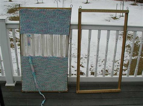 rug weaving loom rug loom