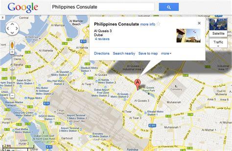 road map us embassy abu dhabi philippine consulate dubai pcg dubai expat uae