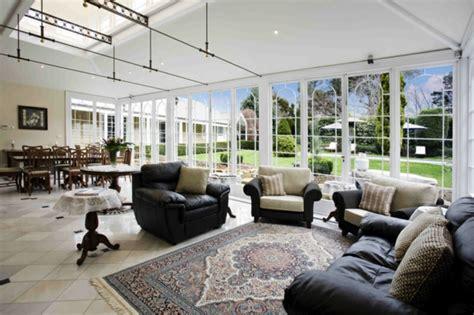 einrichtung wintergarten bilder wohnwintergarten gestalten und in eine gem 252 tliche glasoase