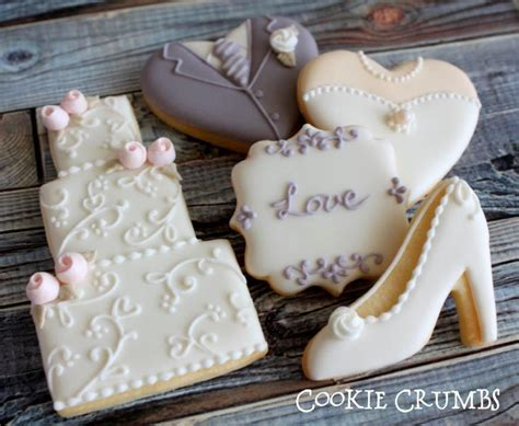 Wedding Cookies by Wedding Cookies Cookie Connection Wedding Cookies