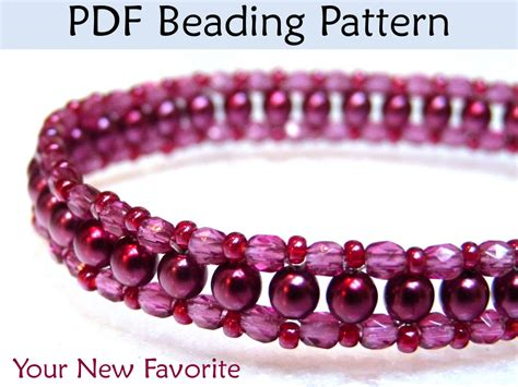 seed bead weaving tutorials beadweaving tutorials choker necklace jewelry beading
