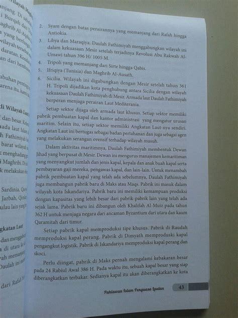 Bangkit Dan Runtuhnya Daulah Abbasiyah Muhammad Al Khudari buku pahlawan islam penguasa lautan