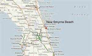 smyrna florida map new smyrna location guide