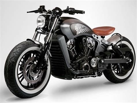 Indian Motorrad Custom by Custom Indian Motorcycles Mods Motorr 228 Der