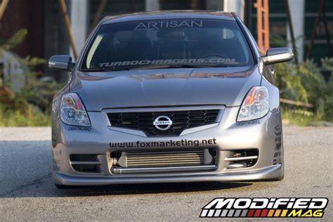 2008 nissan altima coupe modified magazine