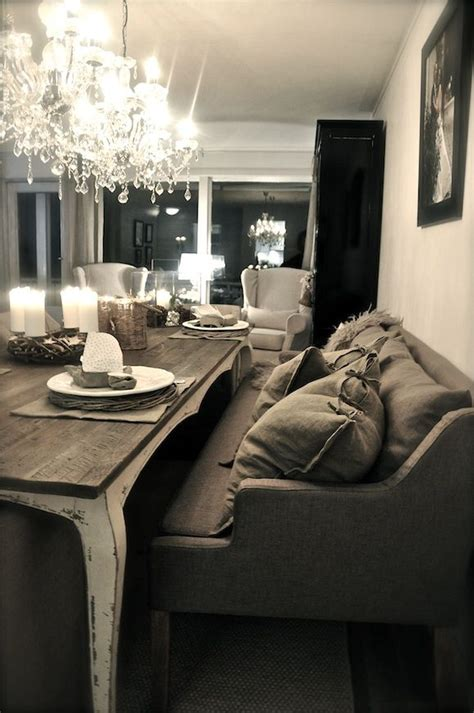 couch in dining room 17 best ideas about settee dining on pinterest couch