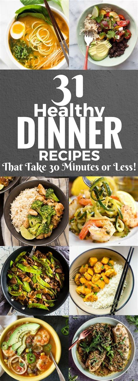 simple dinner recipes for 6 100 healthy dinner recipes on easy healthy