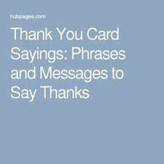 Thank You Note Quotes Business 17 Best Ideas About Thank You Messages On Thank You Tags Business Thank You Cards