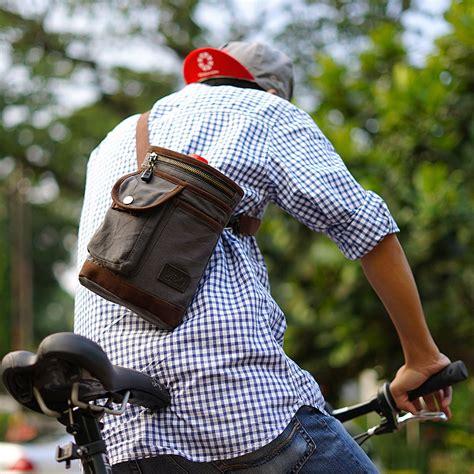 Tas Sepeda Messenger cycling bags tas sepeda