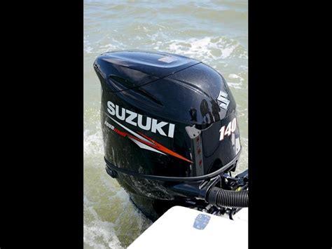 Suzuki Outboards Brisbane Suzuki Df140a Four Stroke Outboard Launch Brisbane