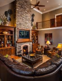 Rustic Home Decorating Ideas Living Room 15 Soothing Rustic Living Room Ideas For Cozy And Warm