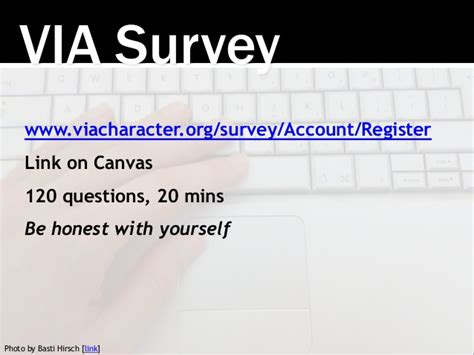 Stanford Mba No Grade Disclosure by Via Survey Www Viacharacter Org Survey Account Register