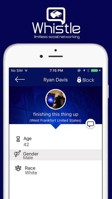 whistle app app shopper whistle app social networking