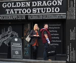 new york tattoo reality show sally bercow flashes new tattoo dedicated to her children