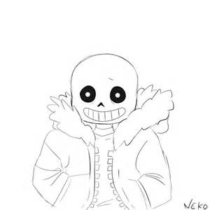 sans templates sans templates undertale sans coloring pages coloring pages