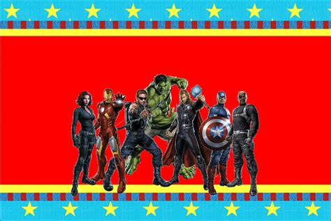 avengers free printable invitations is it for parties
