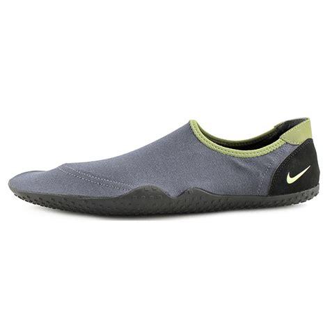 nike aqua sock classic mens size 13 gray water shoes