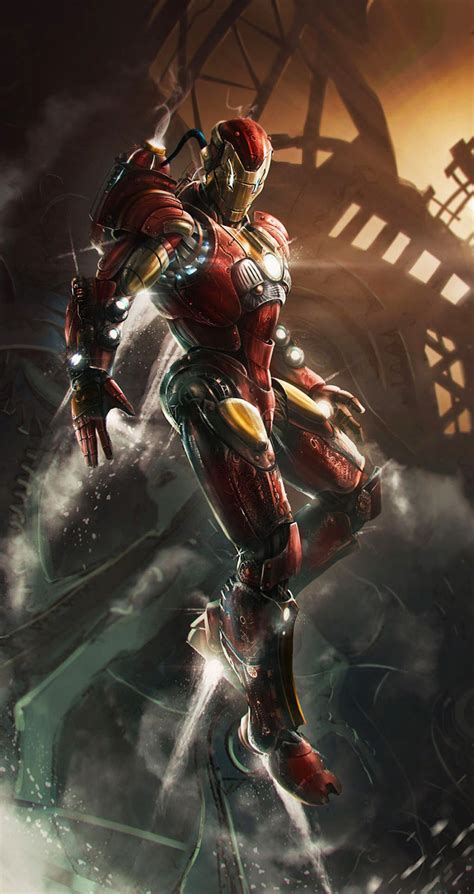 download film karya marvel avengers ironman wallpaper for iphone 5 5s iphone 6 6
