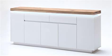 kommode 50 x 50 sideboard romina wei 223 matt asteiche 200cm kommode