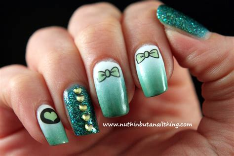Nail Tattoos by Nuthin But A Nail Thing Review Nail Tattoos