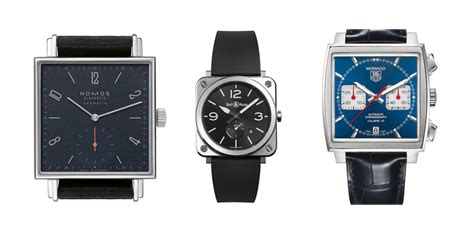 the best square watches for askmen