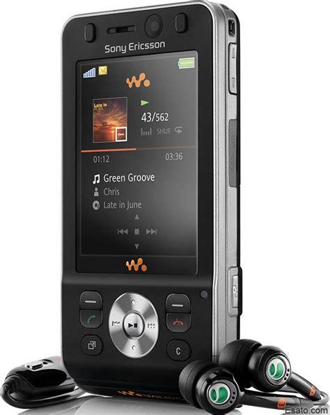 Sony Ericsson W910 sony ericsson w910 pl 2 kolory walkman dostawa 24h
